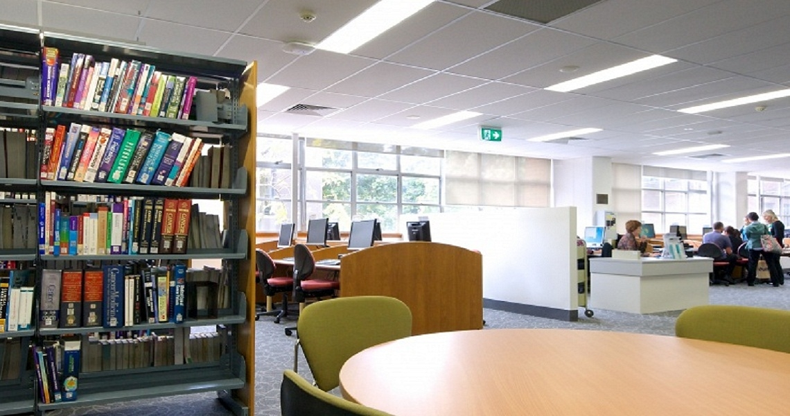 St Vincent's Cator Building - New Teaching Facilities slider image 1