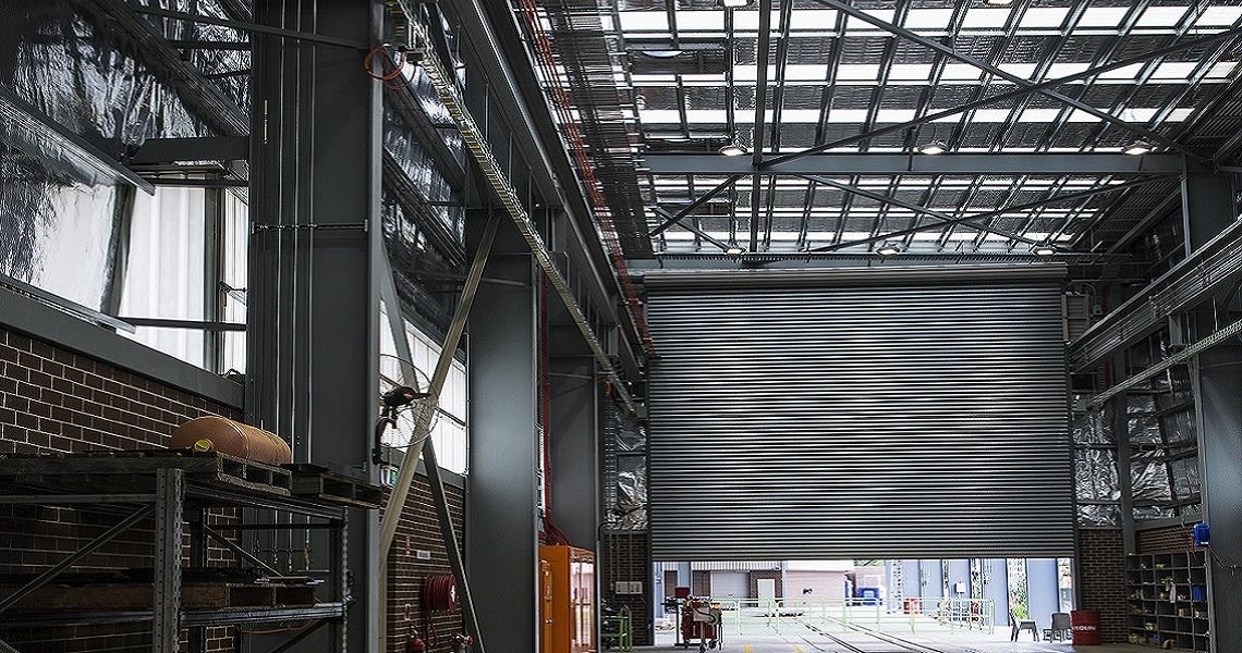 Plasser Rail Yard Development slider image 1