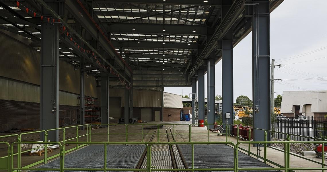 Plasser Rail Yard Development slider image 10