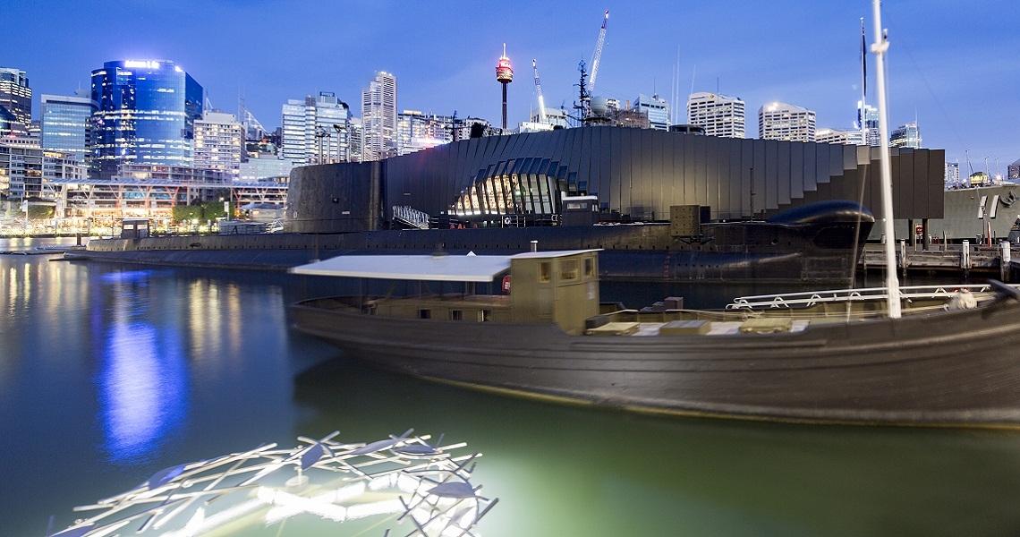 Australian National Maritime Museum - War Ships Pavilion slider image 5