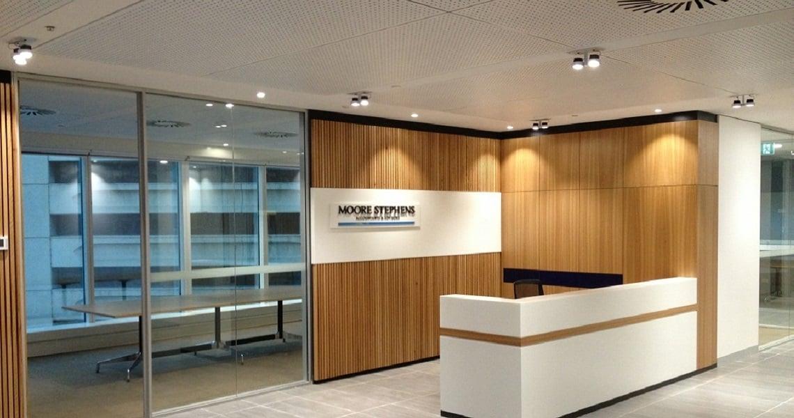 Moore Stephens Accountants Office slider image 1