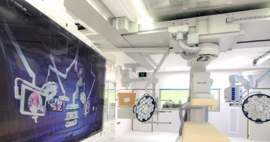 Nepean Private Hospital Catheter Laboratory slider image 1