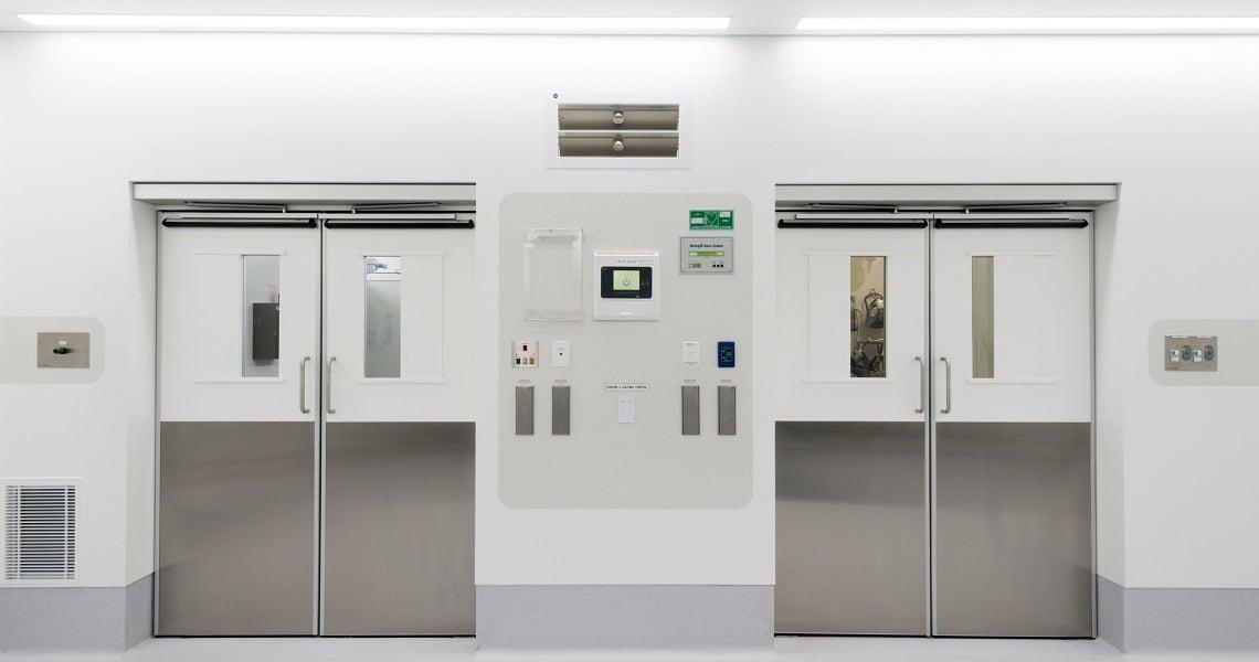 St Vincents Hospital - Operating Suites Refurbishment slider image 4