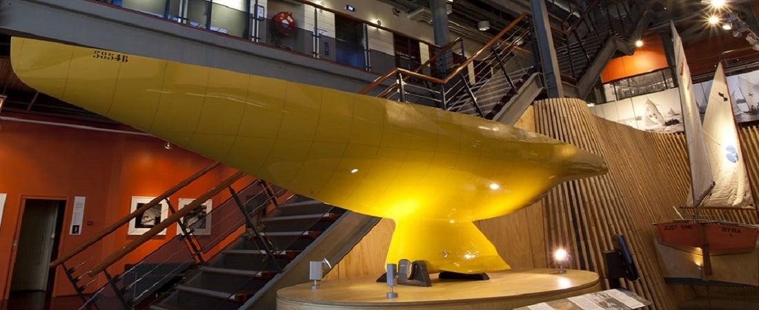 Australian National Maritime Museum - Wharf 7 Project slider image 2