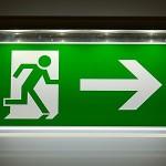 exit light testing