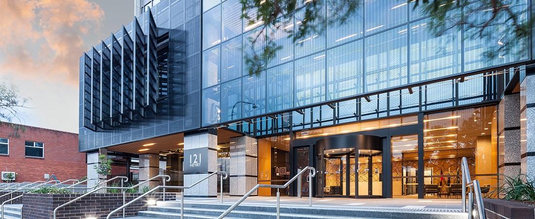 Australian Tax Office Project & Henry Street Redevelopment slider image 1