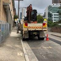 North Sydney Infrastructure Upgrade
