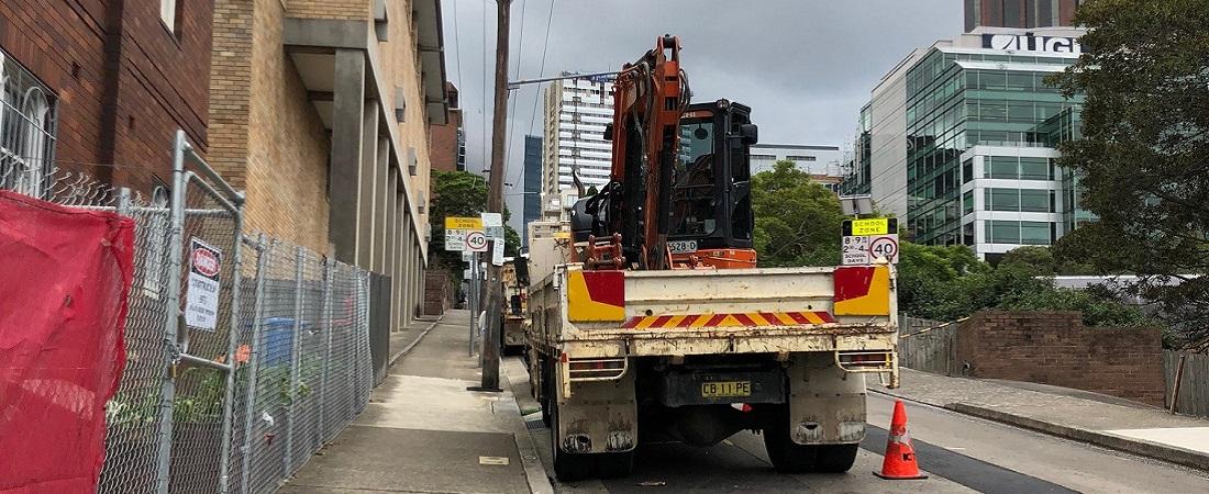 North Sydney Infrastructure Upgrade slider image 1