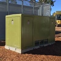 NParklea Substation Installation
