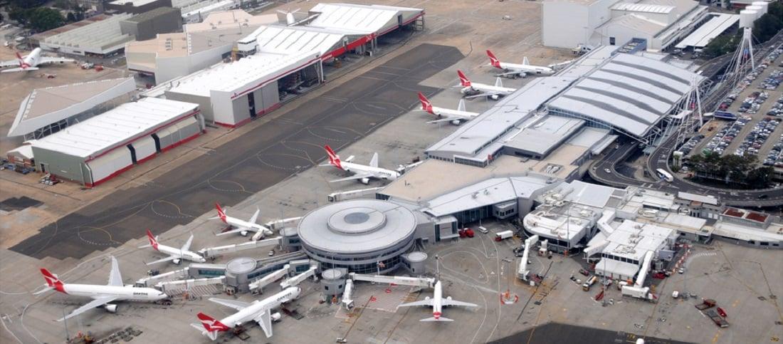 Sydney Airport – Qantas T3 Terminal | HVAC slider image 1
