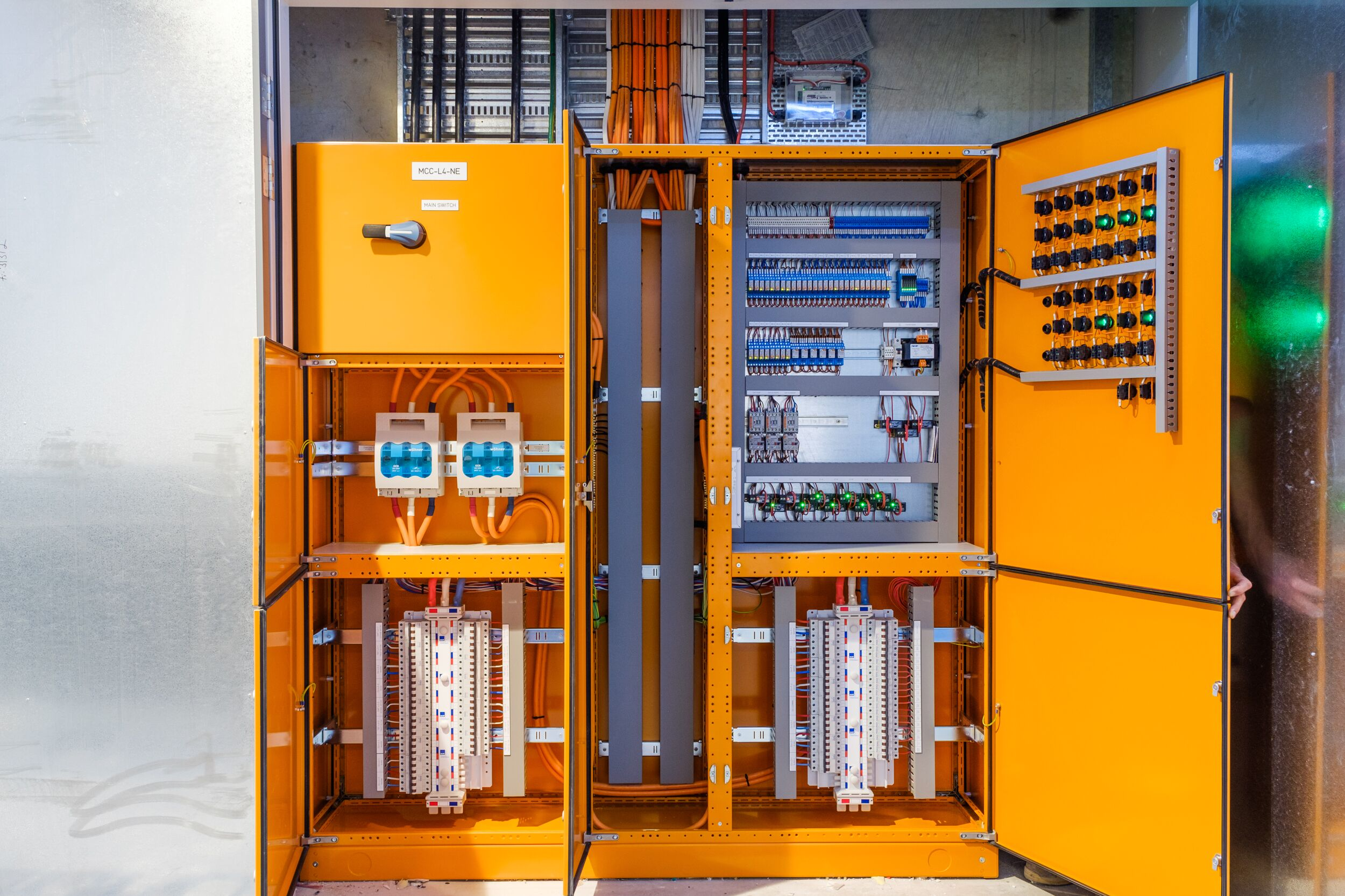 Mechanical Service Switchboards feature image