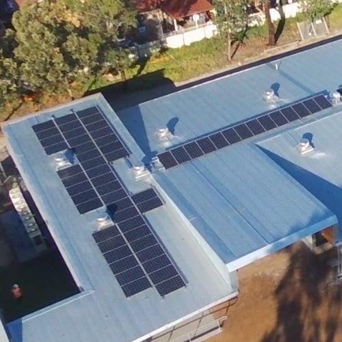 NMarsden Road Public School Solar