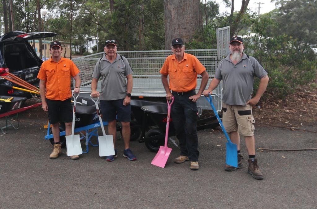 Kerfoot Bushfire Action Group Crew